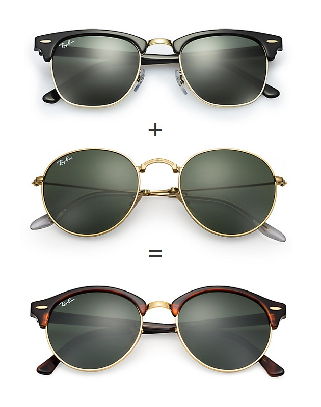 The Ray-Ban Clubround: New Collection | EyeStyle - Official Blog